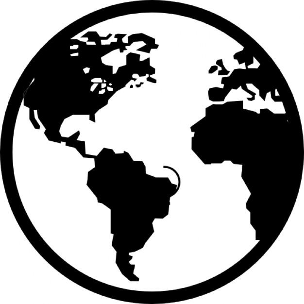 globe terrestre voyage à emporter